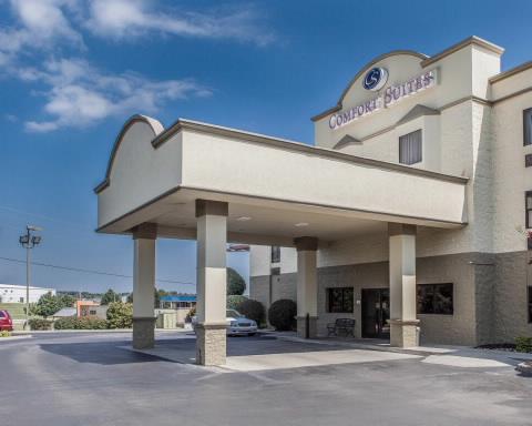 Comfort Suites Airport Alcoa